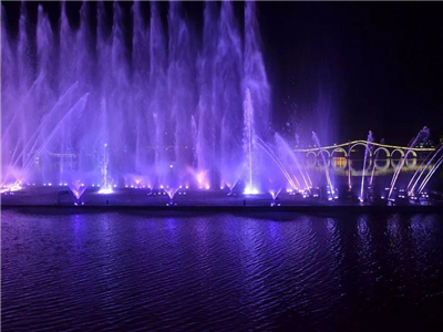 How Much Does It Cost To Make A Music Fountain