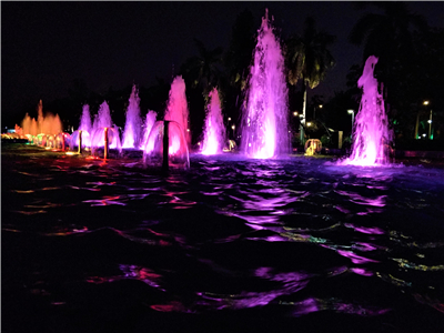 Different Types Of Fountains
