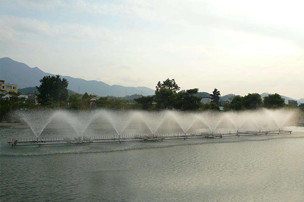 fountain heads for waterscape outdoor