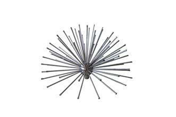 stainless steel dandelion fountain nozzles