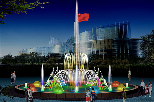 How to Design A Music Fountain